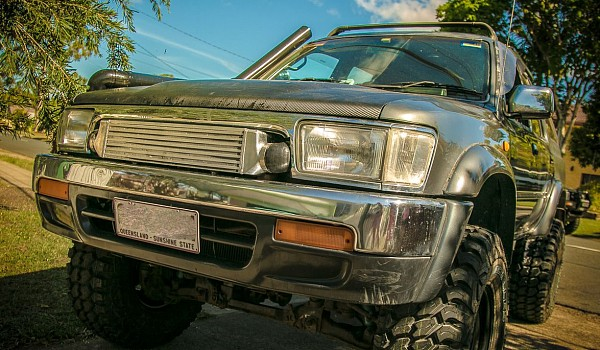 Picture of Toyota 4Runner Toyota Surf LN130 2.4 tdi  1992