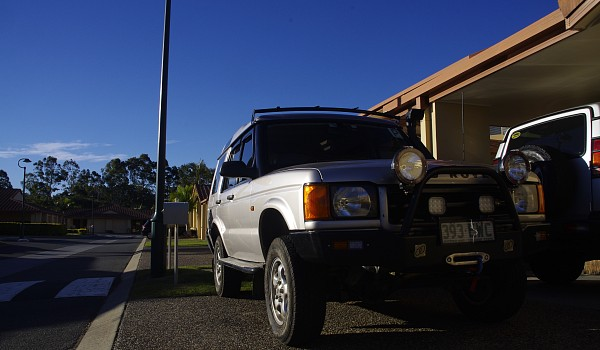 Picture of Land-rover Discovery 2.5 D Automatic 1999