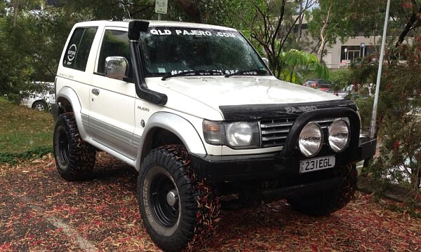 Picture of Mitsubishi Pajero NJ SWB V6 3000 SOHC 1994
