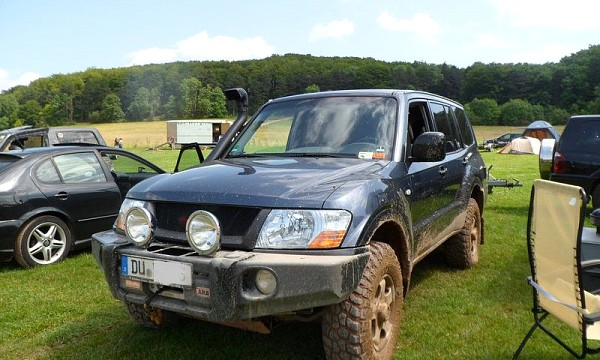 Picture of Mitsubishi Pajero 3.2 DI-D Elegance Long 2005