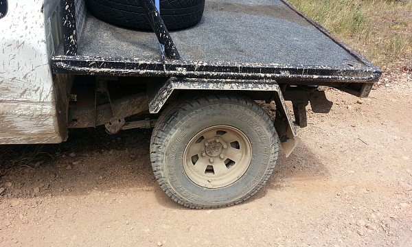 Picture of Toyota Hilux Space Cab, 3RZ 1999