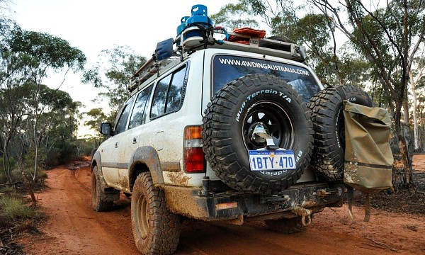 Picture of Toyota Land Cruiser 80 Wagon 1991