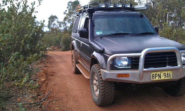 Picture of Mitsubishi Pajero NJ LWB V6 3000 SOHC 1994