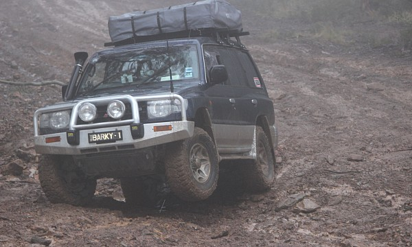 Picture of Mitsubishi Pajero NL V6 3500 SOHC Manual 1998