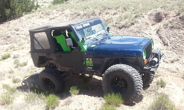 Picture of Jeep Wrangler Sport 2004