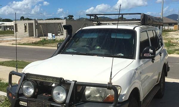 Picture of Mitsubishi Pajero  2004