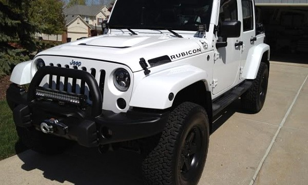 Picture of Jeep Wrangler Rubicon 2012