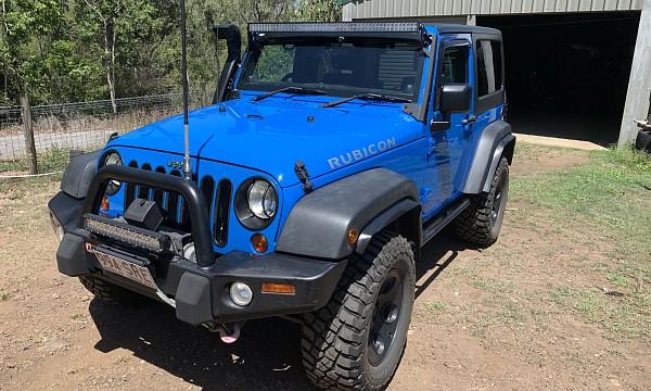 Picture of Jeep Wrangler Rubicon 2011