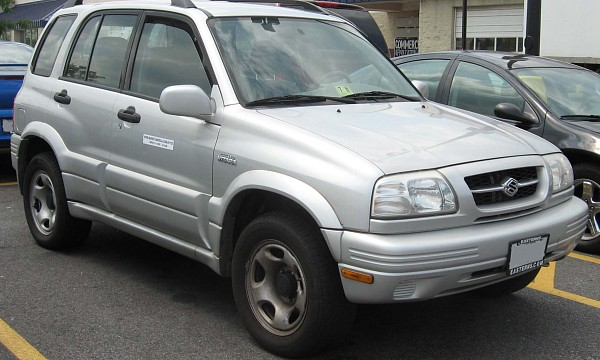 Picture of Suzuki Grand Vitara  2001