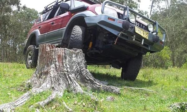 Picture of Toyota Land Cruiser 1998 prado  1998