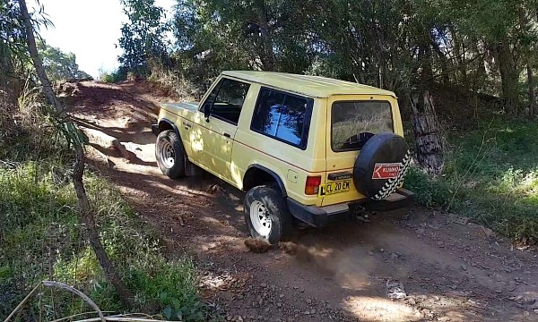 Picture of Mitsubishi Pajero  1989