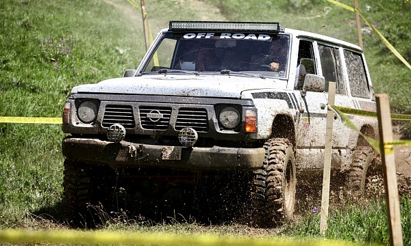 Picture of Nissan Patrol GU  1998