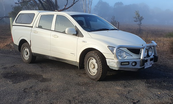 Picture of Ssangyong Not_listed Actyon Sports Q100