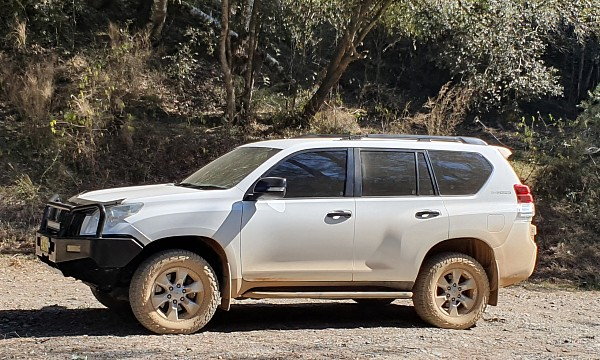 Picture of Toyota Not_listed Prado 0