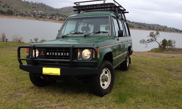 Picture of Mitsubishi Pajero Na 2.6  1984