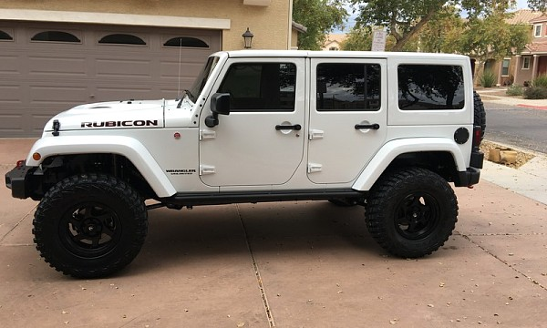 Picture of Jeep Wrangler Unlimited Rubicon Hard Rock 4dr SUV 4WD (3.6L 6cyl 5A) 2015