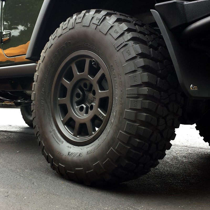 New Jeep Rims from AEV - The Salta – Offroad News Australia