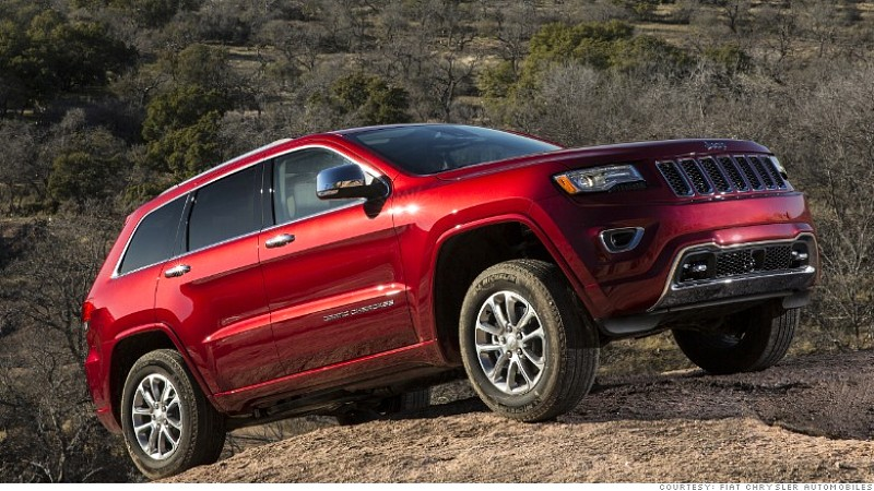 fiat chrysler recalls 230 000 jeep grand cherokee due to an airbag failure offroad news australia. Black Bedroom Furniture Sets. Home Design Ideas