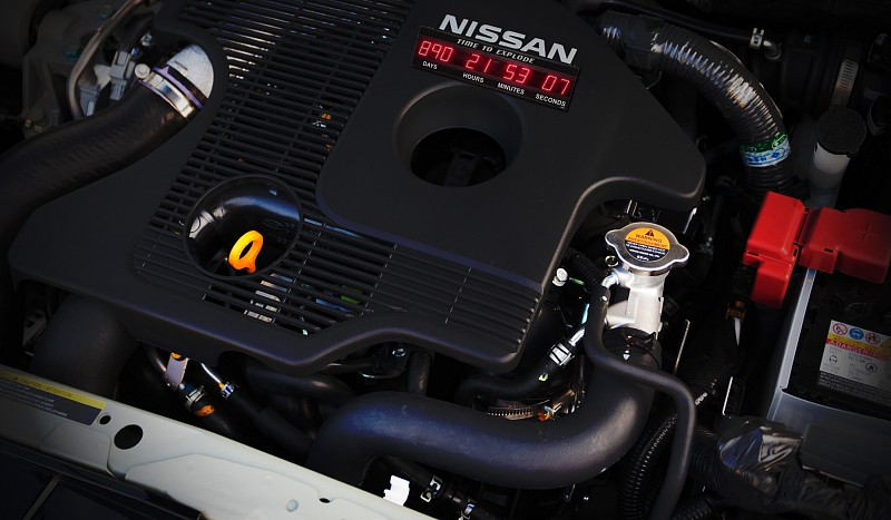 How the Nissan Patrol ZD30 Engine became Most Wanted