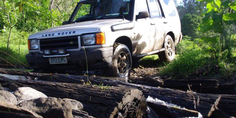 Land-rover Discovery 2.5 D Automatic 1999 Off-Road Photo