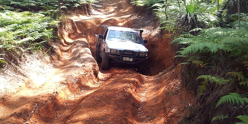 toyota Hilux   Off-Road Photo