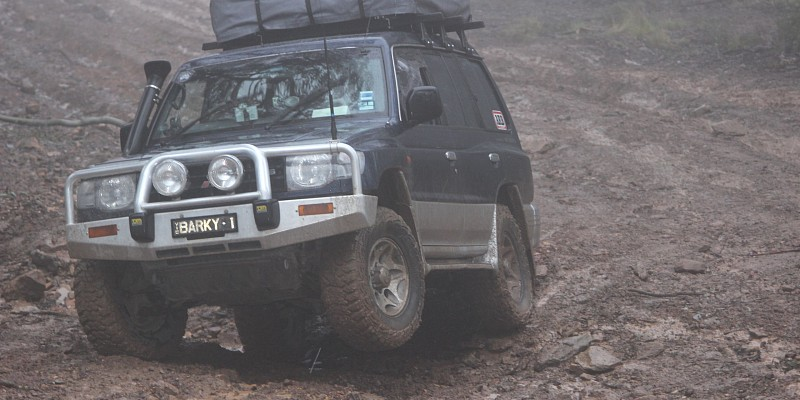 Mitsubishi Pajero NL V6 3500 SOHC Manual 1998 Off-Road Photo