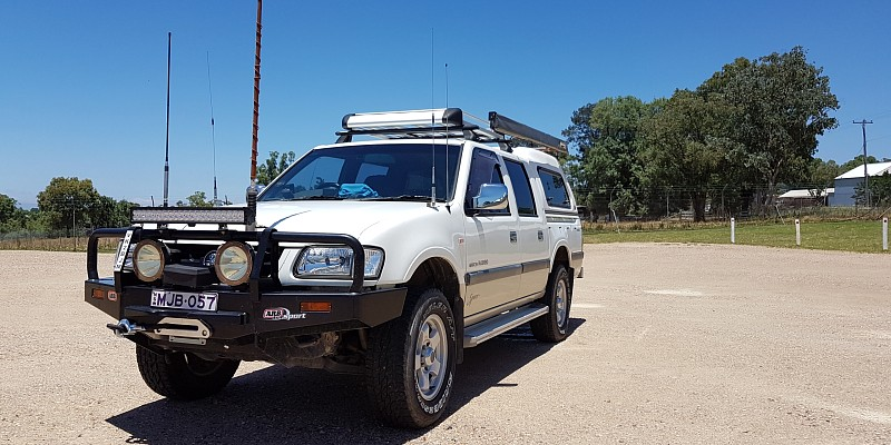 Search modified Isuzu Rodeo vehicles with Aftermarket Mods